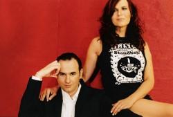 Antonia San juan y Luis Miguel Seguí