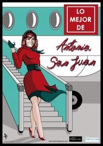 Lo mejor de Antonia San Juan - Cartel