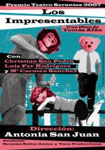 Los impresentables - Cartel - Teatro