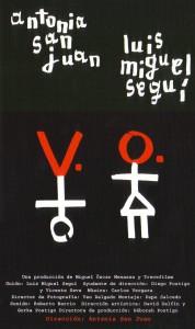 VO - Cartel - Antonia San Juan