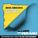 Este viernes 8 de Noviembre se estrena en cines Del lado del verano